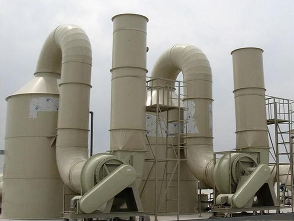 废气净化塔分类与应用范围