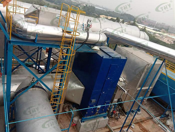 瀚蓝(佛山)工业环境服务有限公司危险废物废气治理工程3