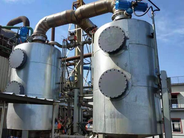 活性炭吸附脱附冷凝回收装置