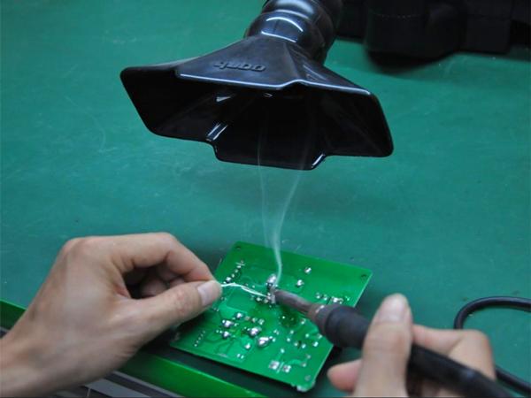 电子厂焊锡废气怎么处理