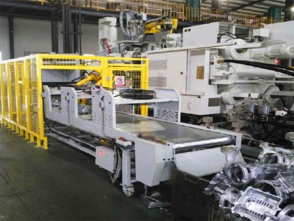 铝合金压铸废气处理方法及工艺