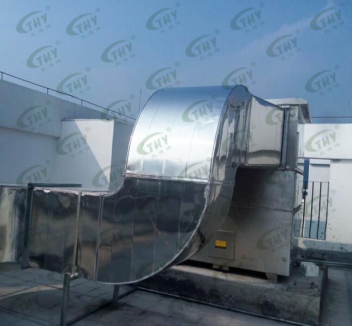 阳江核电实验室废气处理工程2