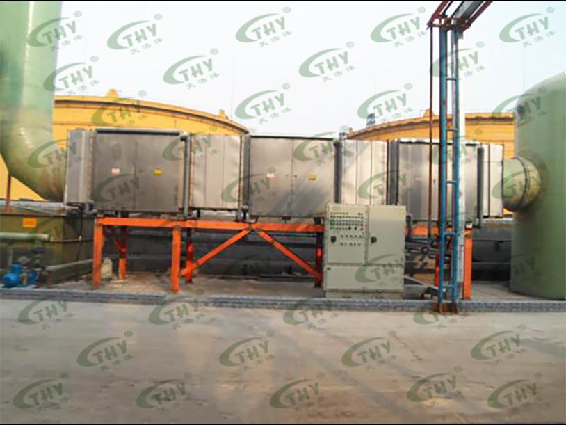 京博农化科技有限公司农药废气处理工程