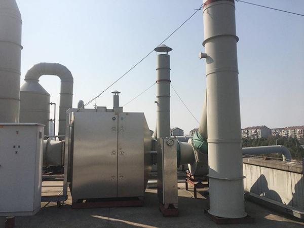 选择工业废气除臭设备厂家就看这三点