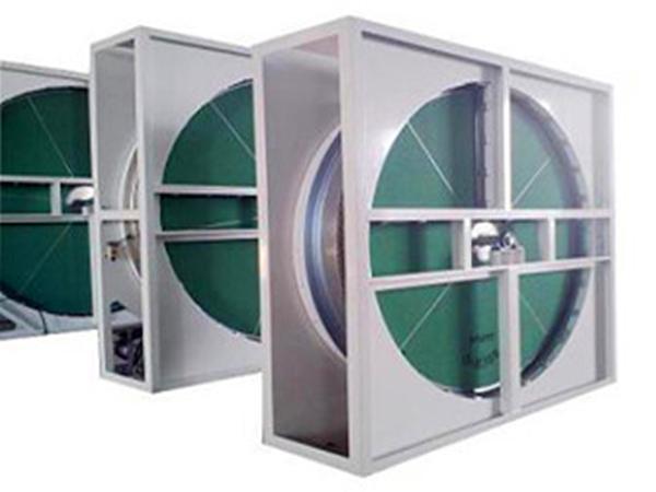 沸石浓缩转轮系统在汽车涂装废气治理中的应用