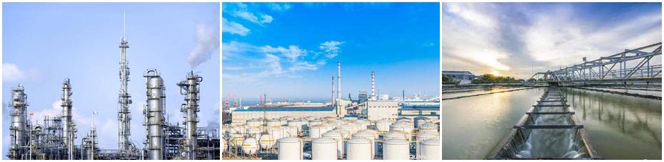 RCO蓄热式催化燃烧设备适用范围