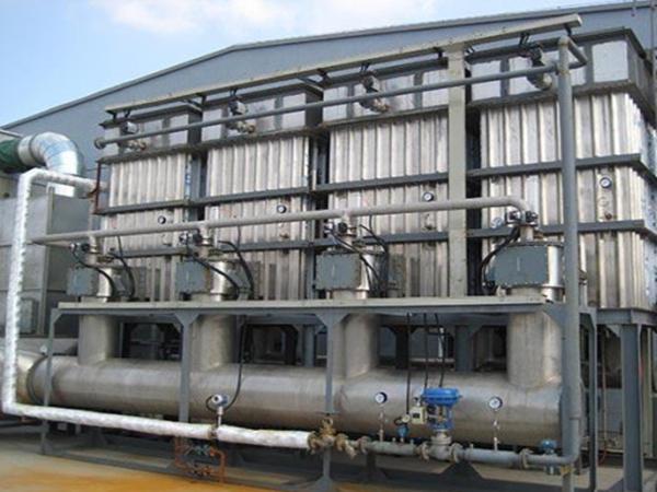 活性炭纤维吸附设备结构及特点