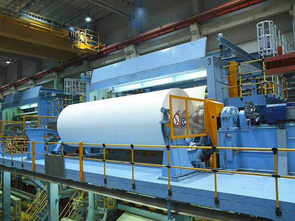 造纸厂废气处理工艺流程