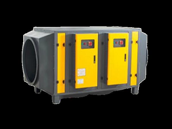 工业静电油烟净化设备的废气处理工艺