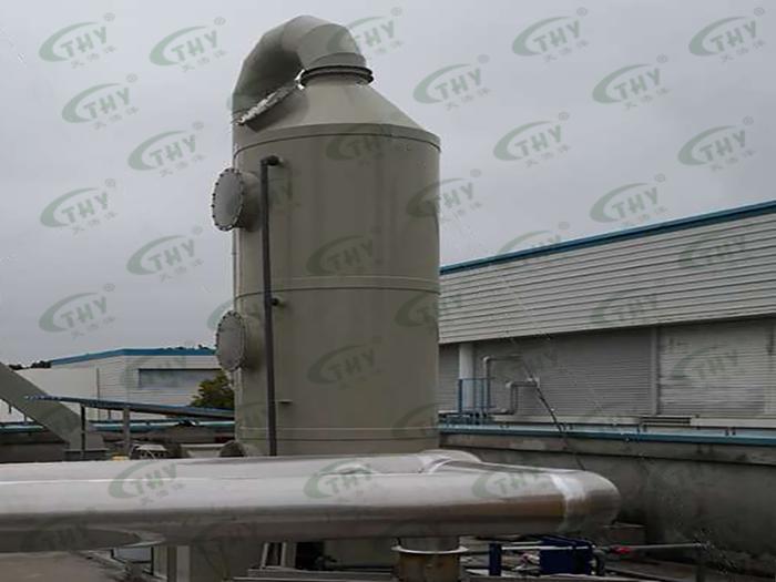 深圳赛诺菲巴斯德生物制品有限公司制药废气处理工程1