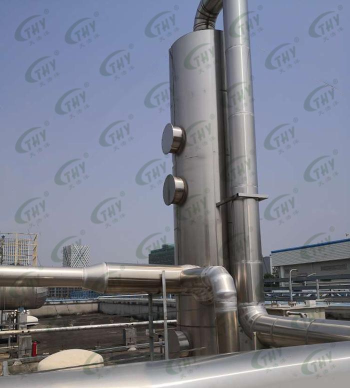 深圳赛诺菲巴斯德生物制品有限公司制药废气处理工程2